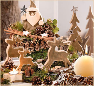 Newsletter - Weihnachtliches dekorieren ...